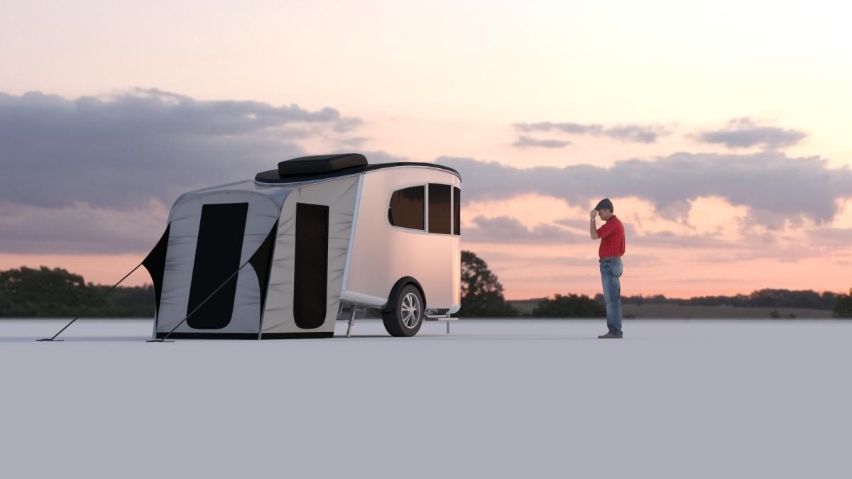 Pahaque Design For Airstream Basecamp Pahaque Camping